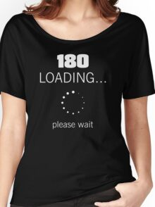 180 Loading... Women's Relaxed Fit T-Shirt