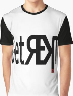 Get REKT Dota 2 White Graphic T-Shirt