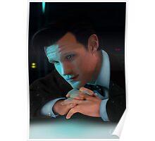 Dr Who Matt Smith Poster