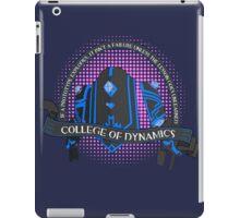 College of Dynamics iPad Case/Skin