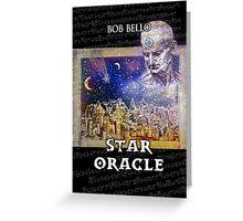 Star Oracle Greeting Card