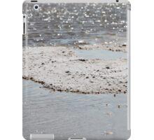 dry sea salt  iPad Case/Skin