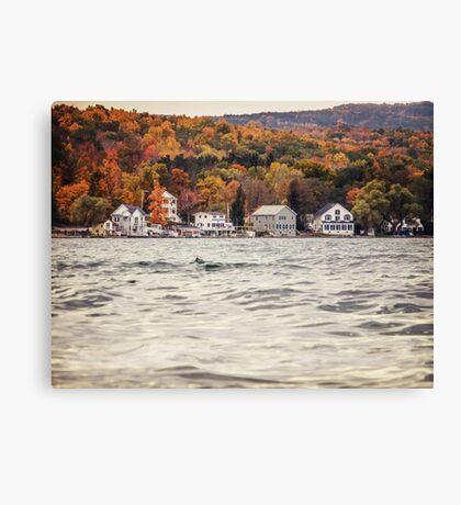 Distance Canvas Print