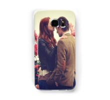 amy and the doctor  Samsung Galaxy Case/Skin