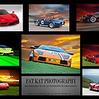Sports Car Collection I by DaveKoontz