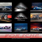 Porsche Collection I by DaveKoontz