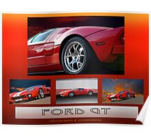 2011 Ford GT Collection I Poster