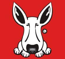 EBT Big Ear Dog  One Piece - Long Sleeve