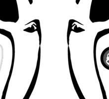 EBT Big Ear Dog  Sticker