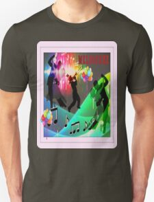 Melbourne International   Unisex T-Shirt