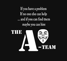 Anonymous A-Team  Unisex T-Shirt