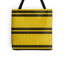 Knitted Scarf - Hufflepuff Tote Bag