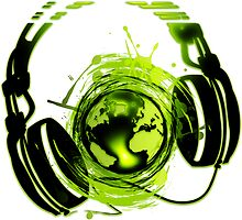 Earth_Music by auraclover
