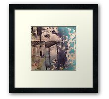 Domaine du Tunnel Framed Print