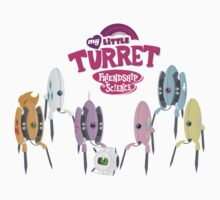 My Little Turret by Stiofán ­O'hAodha