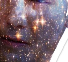 Keanu Space Face Sticker