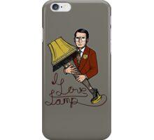 I Love Lamp!! iPhone Case/Skin