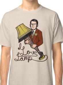 I Love Lamp!! Classic T-Shirt