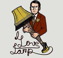 I Love Lamp!! Unisex T-Shirt