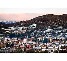 Pieve Santo Stefano - Nov 2013 #3 Photographic Print