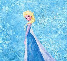 Queen Elsa by emilyg23