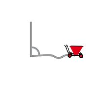 Chalk Cart  by ilovecotton
