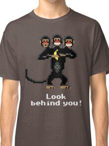 Three-Headed Monkey V2 Classic T-Shirt