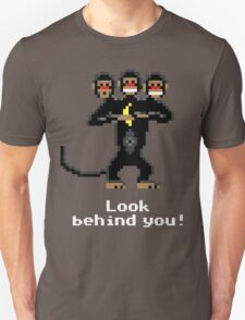 Three-Headed Monkey V2 Unisex T-Shirt