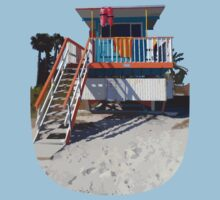 Lifeguard Stand  by Quad-J