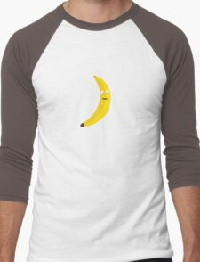 Cute banana Men's Baseball ¾ T-Shirt