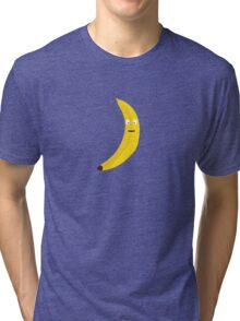 Cute banana Tri-blend T-Shirt