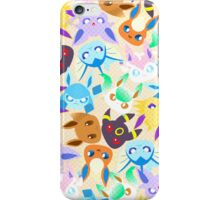 Eevee Evolutions iPhone Case/Skin