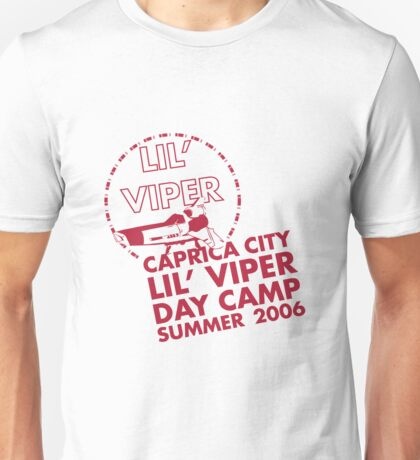 Lil Viper Day Camp Unisex T-Shirt
