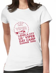 Lil Viper Day Camp Womens Fitted T-Shirt