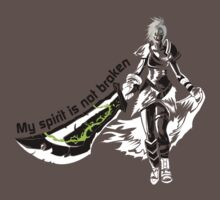 Riven - The exile by ikon-noki