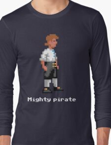 Mighty Pirate V2 Long Sleeve T-Shirt
