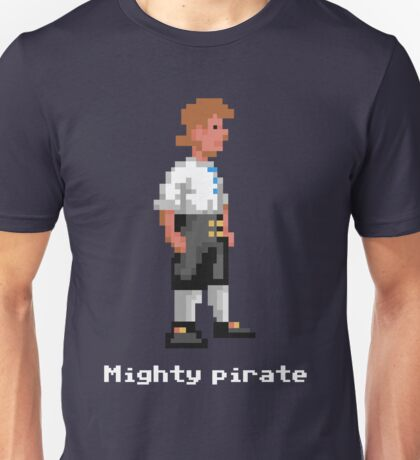 Mighty Pirate V2 Unisex T-Shirt