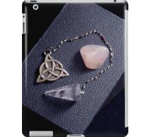 Pagan Nightstand iPad Case/Skin