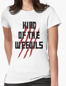 King of The Weevils - Torchwood Womens Fitted T-Shirt