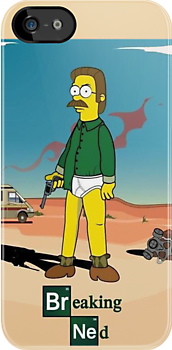 Breaking Bad / Ned Flanders by Silros