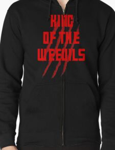 King of The Weevils (Red Words) - Torchwood T-Shirt