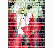 Mixed Color Poinsettias 2 Mosaic Unisex T-Shirt