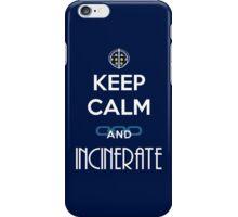 Incinerate iPhone Case/Skin