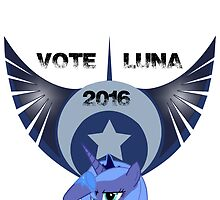 Vote Luna 2016 by Valance