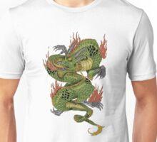 Oriental Dragon Unisex T-Shirt