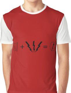 Sheldon's Flash Equation Graphic T-Shirt