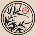 Zen Bamboo  by mingtees