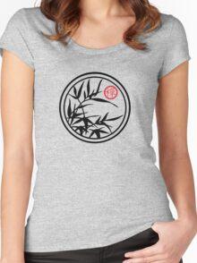 Zen Bamboo  Women's Fitted Scoop T-Shirt
