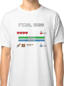 Final Boss Classic T-Shirt