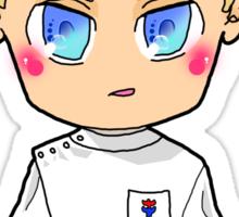 Chibi Dr. Horrible Sticker